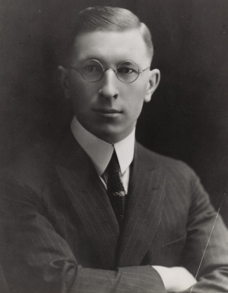 Frederick Banting c.1921