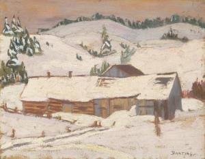Near St. Irenée, 1931