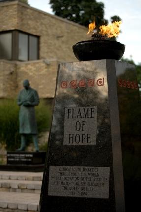 Flame & Fred