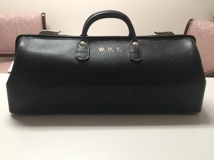 W.P.T doctor's bag