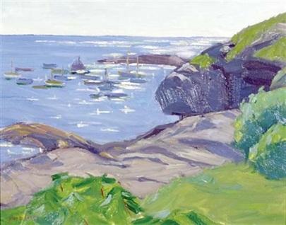 james-dexter-havens-summer-coastline,-ogunquit,-maine