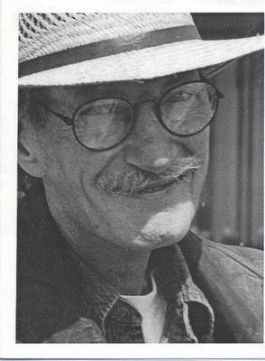 Self portrait of William Banting